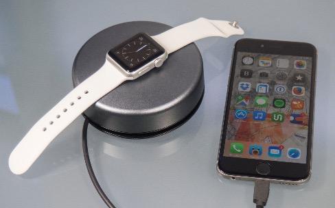Test de la batterie Nomad Pod Pro pour Apple Watch et iPhone