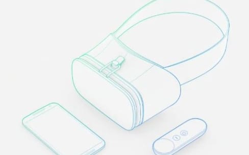 Daydream : un casque VR chez Google pour 79$