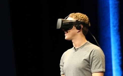 Facebook voit grand avec la réalité virtuelle