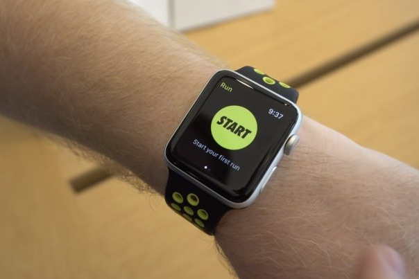 apple watch nike pas cher