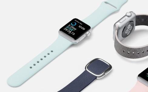 Apple Watch : des délais en baisse sur la Série 1 et les modèles céramiques