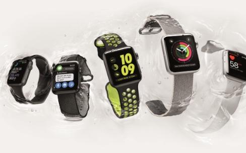 Montres connectées: Apple en tête, Garmin à la fête