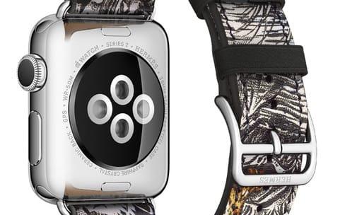 Un nouveau bracelet Hermès pour l'Apple Watch