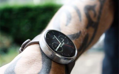 Motorola arrête les montres connectées… pour le moment