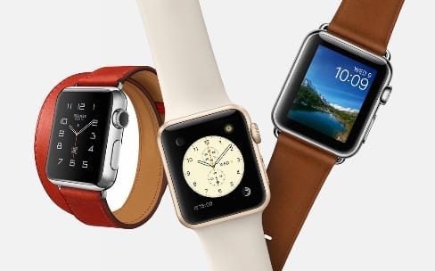Sur le marché des wearables, Apple perd du terrain d'après IDC