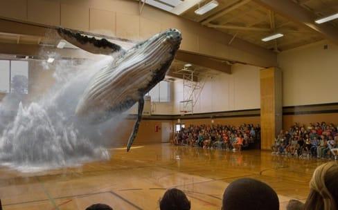 La réalité mixée de Magic Leap est encore très virtuelle