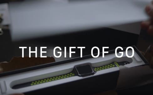 L'Apple Watch se voit bien en cadeau de Noël