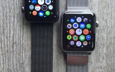 57 heures d'autonomie avec une Apple Watch