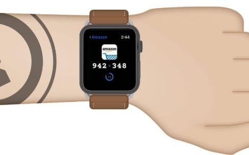 1Password rend son application Apple Watch native