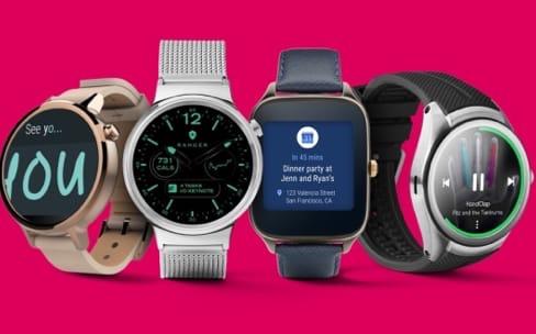 Google va lancer deux montres connectées sous Android Wear 2.0
