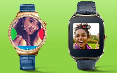 De nouveaux gestes et de nouvelles possibilités sur Android Wear
