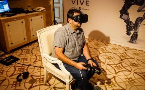 Faites de la place à la maison, voilà le Vive Pre de HTC !