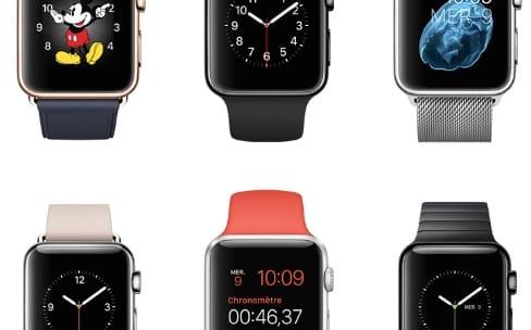 Apple recrute pour ses cadrans et complications de montre