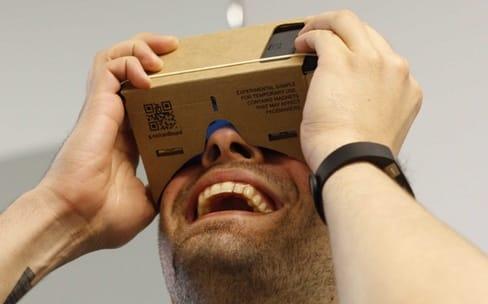 Google : un casque de réalité virtuelle complètement autonome?