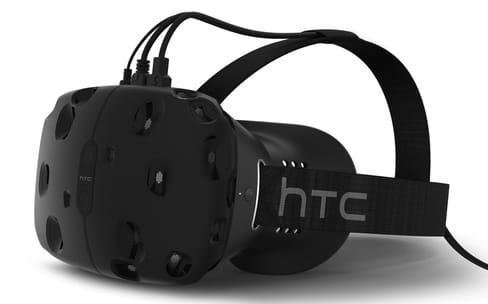 Le casque Vive de HTC coûtera cher en Europe