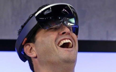 HoloLens : les précommandes ont débuté, au prix de 3000$