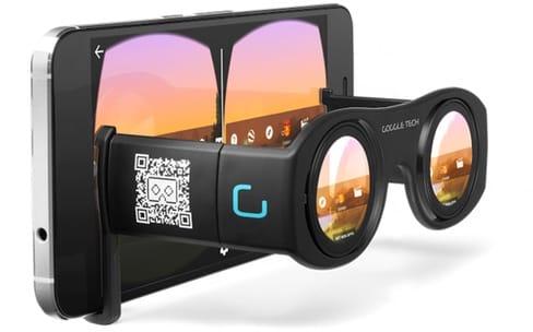 Google vend des casques Cardboard et VR dans sa boutique en ligne