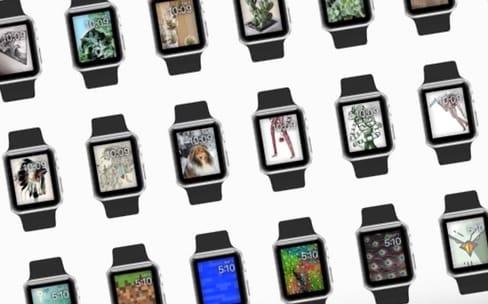 Facer : une surprise à chaque fois qu'on regarde son Apple Watch