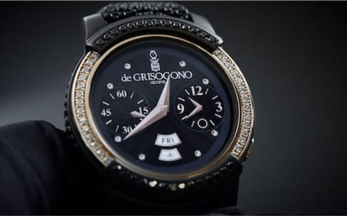 De Grisogono met du bling sur la Samsung Gear S2