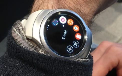 La Gear S2 bientôt compatible iOS
