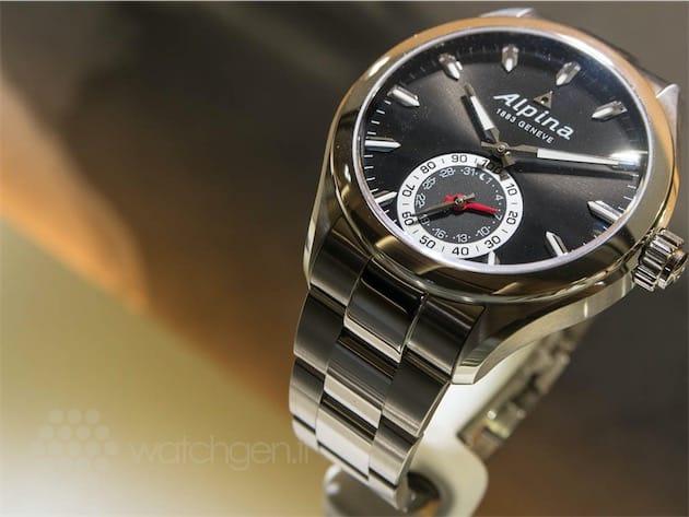 Alpina Horological Smartwatch.
