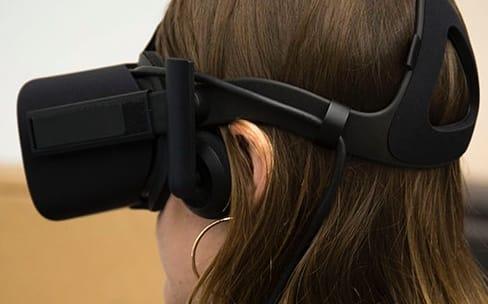 Oculus Rift : premiers tests d'un pari sur l'avenir