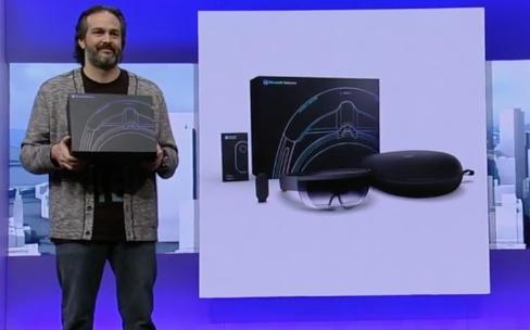 HoloLens devient réalité