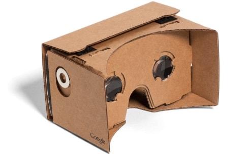 Google lance le Cardboard SDK sur iOS et les VR View