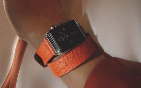 Les bracelets Hermès vont être vendus sans l'Apple Watch