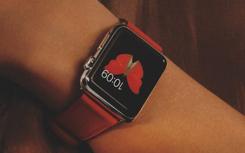 En 2016, l'Apple Watch refait son intérieur (mais ne change pas de design)