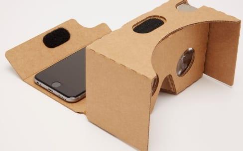 Des traces de réalité virtuelle dans Android N