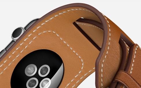 Les bracelets Hermès sont en vente sur l'Apple Store