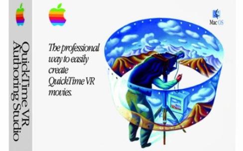Il y a 22 ans, Apple inventait sa réalité virtuelle