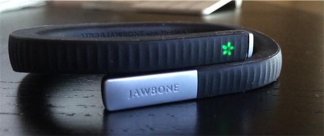 Le UP, premier traqueur d'activité de Jawbone.