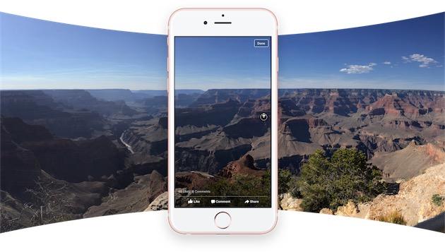 À défaut du matériel adéquat, on pourra visionner plus simplement un panorama, en bougeant son téléphone.