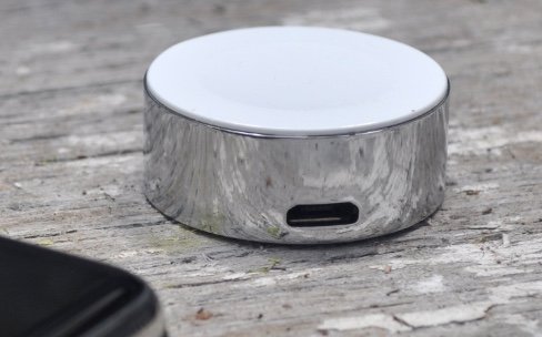 Diskus, une station de charge Apple Watch en Kickstarter