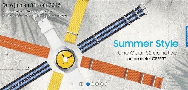 """""""Tiens, si on proposait des bracelets légers pour l'été ?"""" Ca vous rappelle rien ?"""
