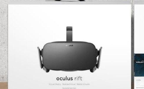 L'Oculus Rift dans les magasins européens le 20 septembre à 699€