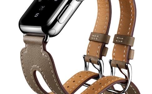 Gris ciment, Cacao, Orange Hermès… de nouvelles couleurs pour les bracelets d'Apple Watch