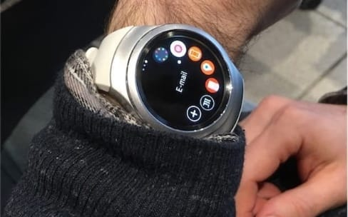 Les Gear S2, Gear S3 et Gear Fit2 de Samsung maintenant compatibles iPhone