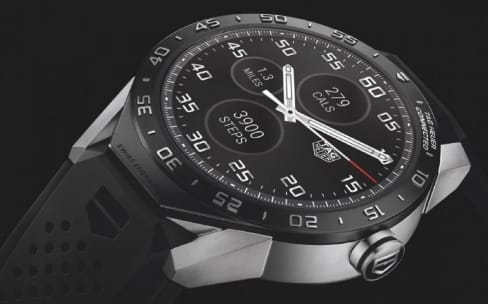 La prochaine collection TAG Heuer Connected lancée en mai