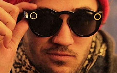 Snap a vendu 150000 lunettes Spectacles