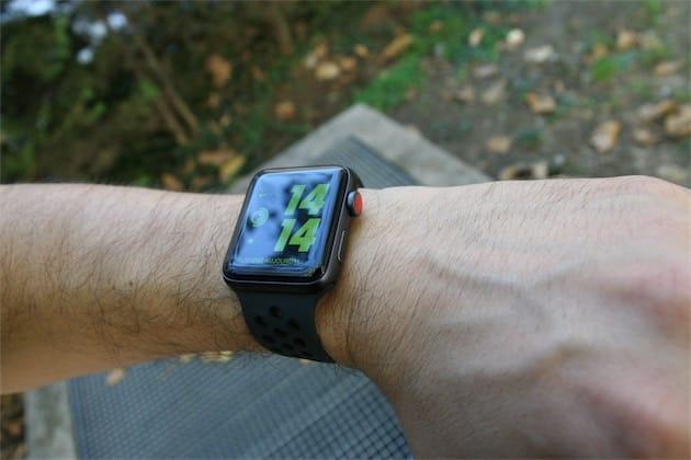 beauty official sold worldwide Apple Watch Nike+ Series 3 : aperçu de la nouvelle ...