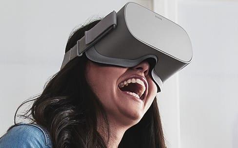 Oculus lance un casque de réalité virtuelle autonome à 199$