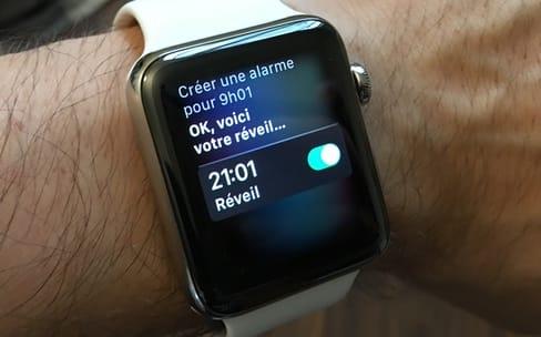 Siri s'embrouille parfois dans les alarmes