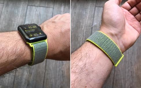 Apple Watch : le nouveau bracelet Boucle Sport après deux mois d'utilisation