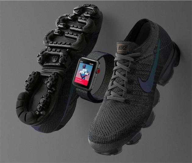 Une Apple Watch Nike Midnight Fog Bientôt En Vente