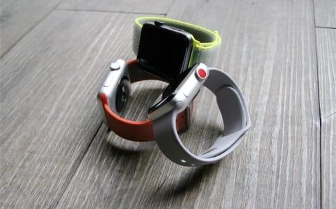Apple de nouveau première sur les wearables grâce à l'Apple Watch Series3