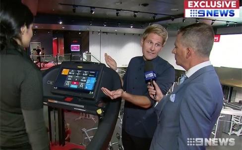 Les premières salles de sport compatibles Apple Watch sont en Australie