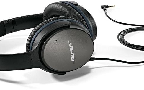 Promo: le casque QC25 de Bose à 180€